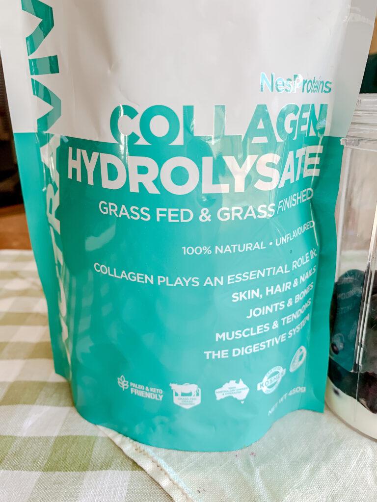 nes collagen powder
